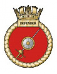 Royal Navy - HMS Defender