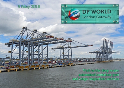 London Gateway Port Visit