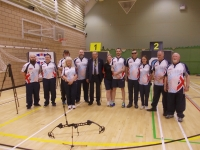 Visually Impaired National Indoor Archery Championships 2019