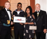 The 2019 Royal Navy COMPORFLOT Award Ceremony